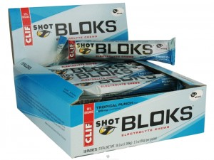 Shot blok tropical punch